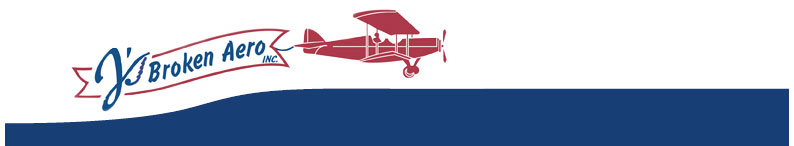 J's Broken Aero - Airplane Retrieval / Recovery Services